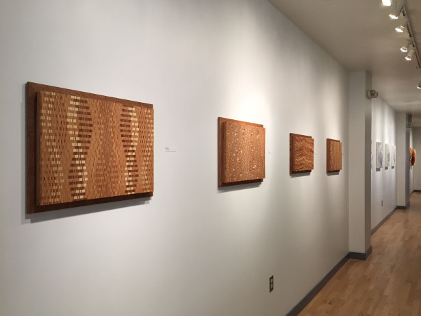 Waves & Particles; installation view: Bill Hodge
