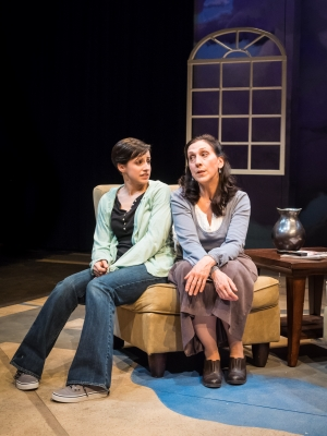 Emily Imbrie (Kacey Shiflet) and Laurie Jameson (Marty Mukhalian)